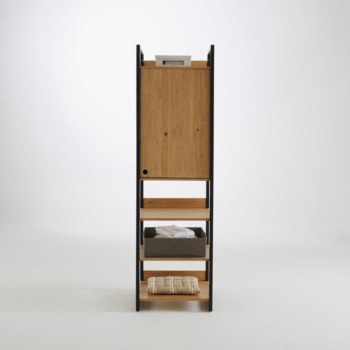 Hiba solid pine storage unit la redoute interieurs la redoute - Hiba la redoute ...