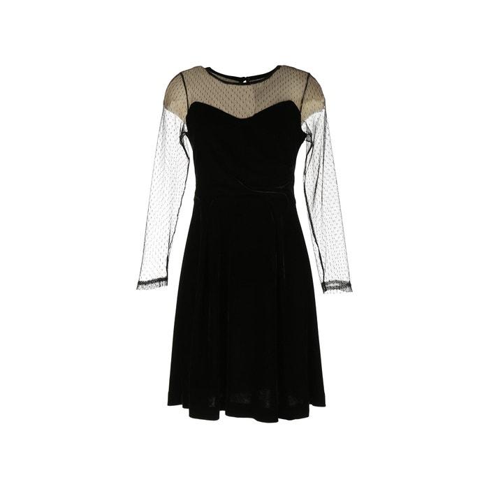 Image Polka Dot Sleeve Dress RENE DERHY