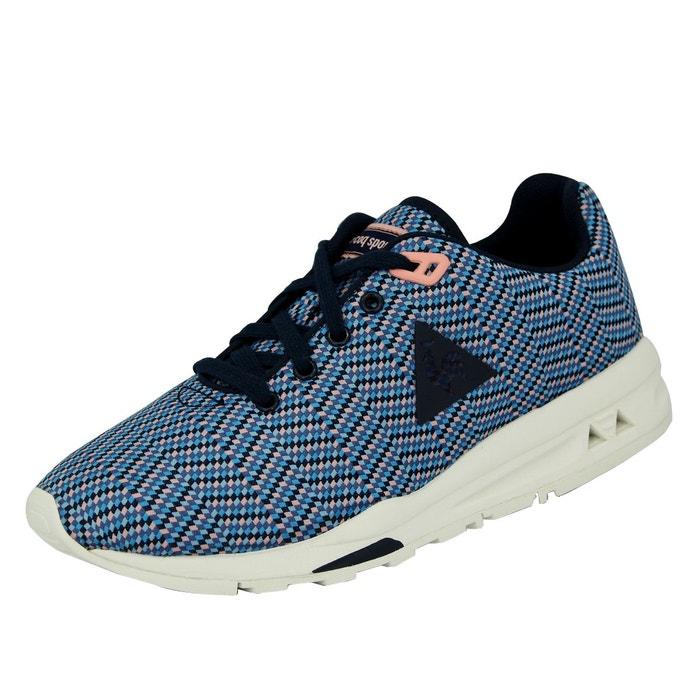 le coq sportif lcs r950 w jacquard chaussures mode sneakers femme bleu bleu le coq sportif la. Black Bedroom Furniture Sets. Home Design Ideas