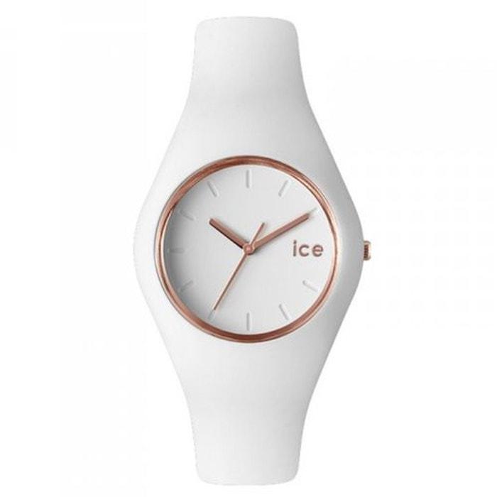 Montre en silicone blanc blanc Ice Watch | La Redoute Acheter Pas Cher Avec Une Carte De Crédit 6pgUY