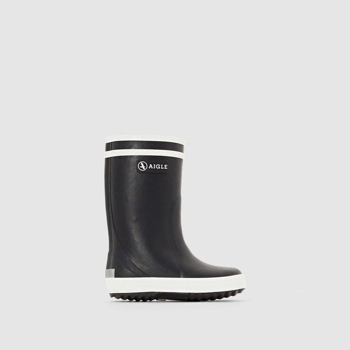Stivali della pioggia con pelliccia sintetica LOLLY POP FUR  AIGLE image 0