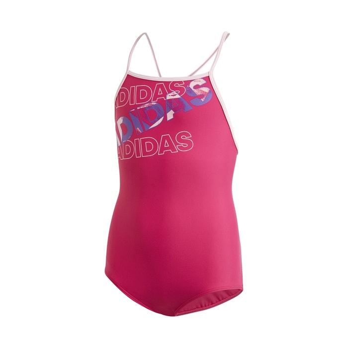 pink adidas swimsuit
