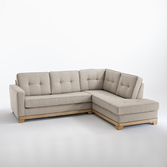 canap d 39 angle fixe chin excellence bultex ajis la redoute interieurs la redoute. Black Bedroom Furniture Sets. Home Design Ideas