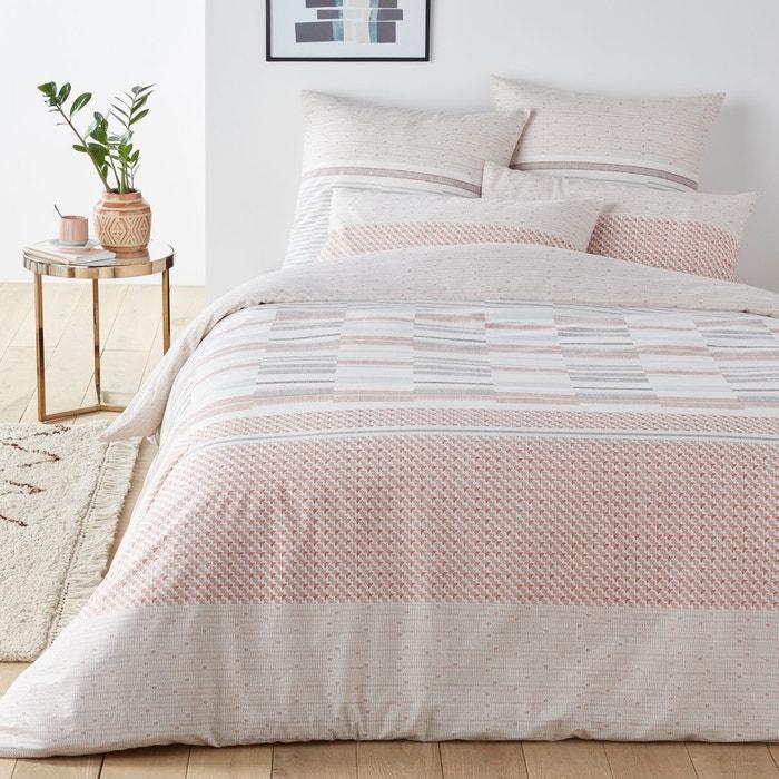 capa de edredon kente la redoute interieurs la redoute. Black Bedroom Furniture Sets. Home Design Ideas