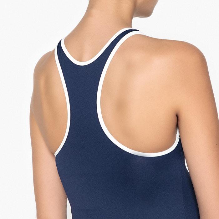 espalda con ador Ba Collections embarazo La Redoute nadador de estilo qUgx4