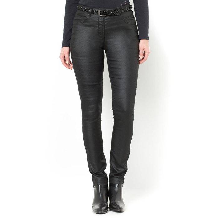 Image Pantaloni spalmati, effetto pelle ANNE WEYBURN