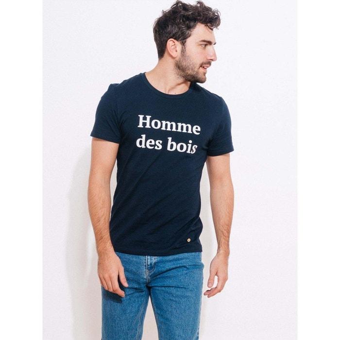 t shirt homme des bois