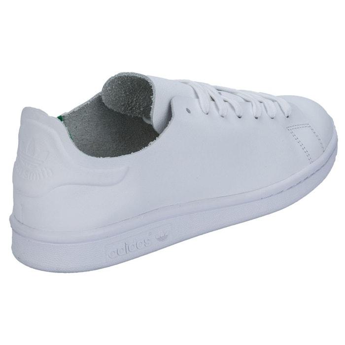 baskets stan smith nude blanc vert adidas originals la redoute. Black Bedroom Furniture Sets. Home Design Ideas