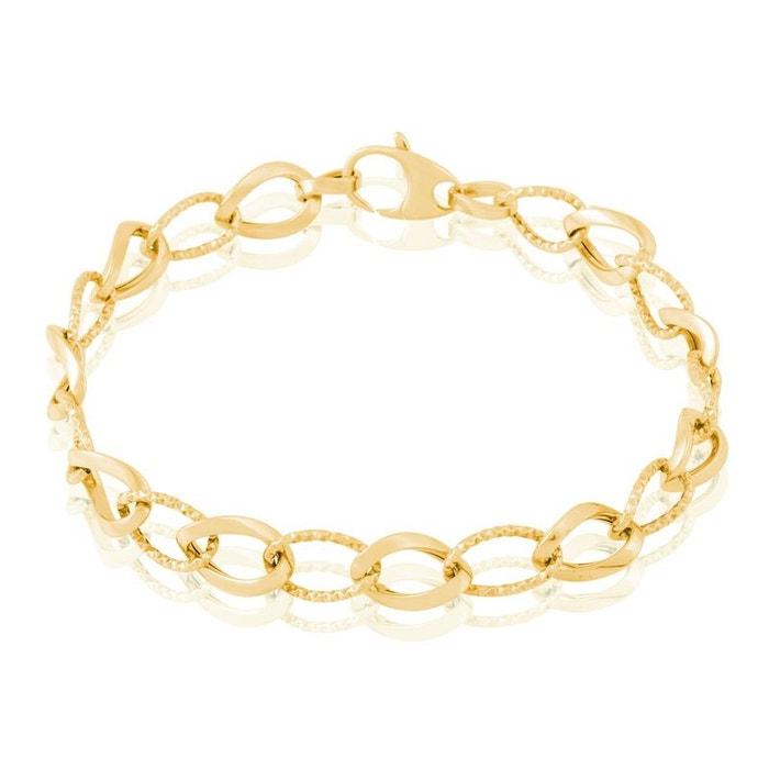Obtenir Authentique En Ligne Bracelet or jaune Histoire D'or | La Redoute Vente Dernière Fiable Vente En Ligne oeqkl8oBGT