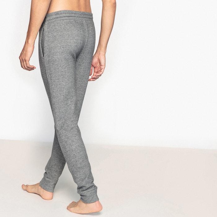 Image Pantaloni da pigiama in tessuto felpato La Redoute Collections