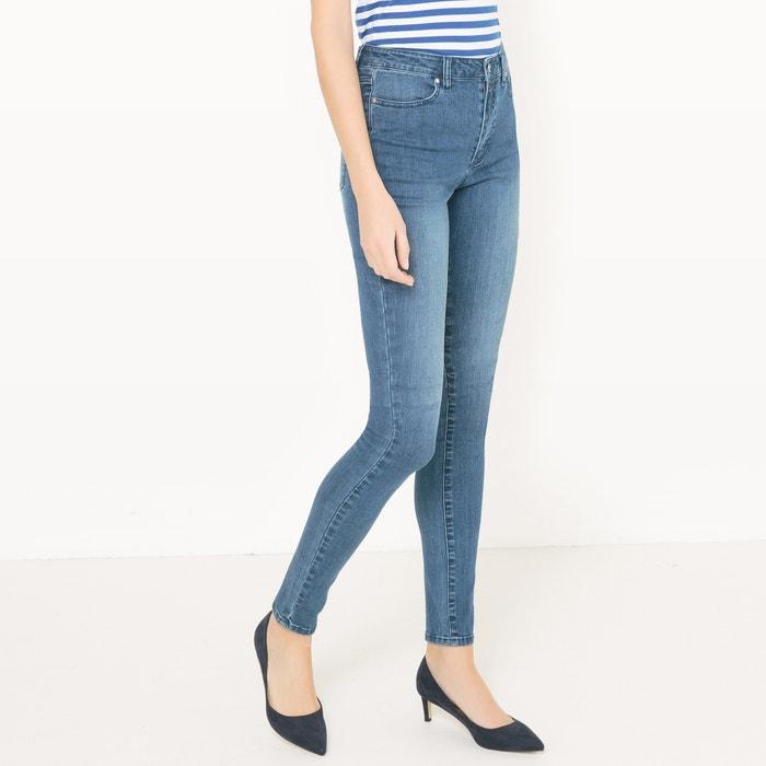 Jeans skinny, cintura subida  La Redoute Collections image 0