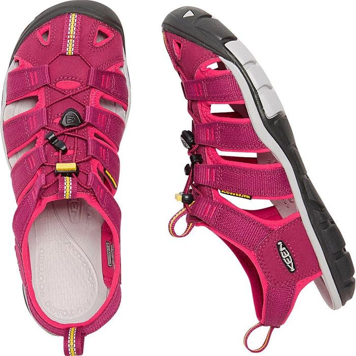 Clearwater cnx - sandales femme - rose/violet rose Keen