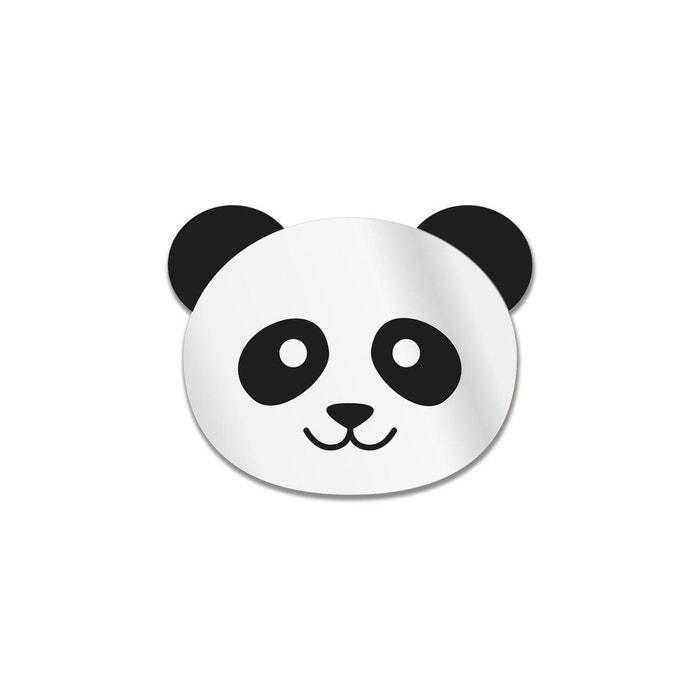 Miroir Enfant Tete Panda Multicolore Decoloopio La Redoute