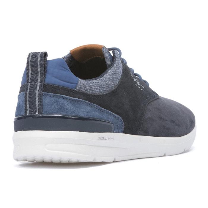 Baskets jayden 2.1 essentials marine Pepe Jeans
