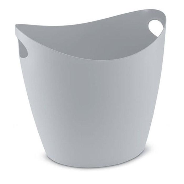 panier de rangement koziol bottichelli gris koziol la. Black Bedroom Furniture Sets. Home Design Ideas