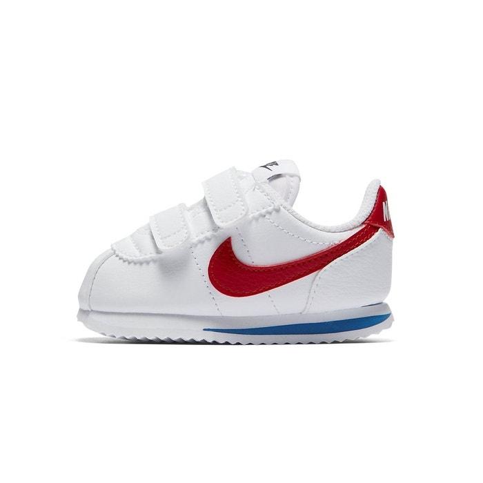 superior quality 62495 a38c4 Baskets scratch cortez basic sl (td) toddler blanc Nike  La