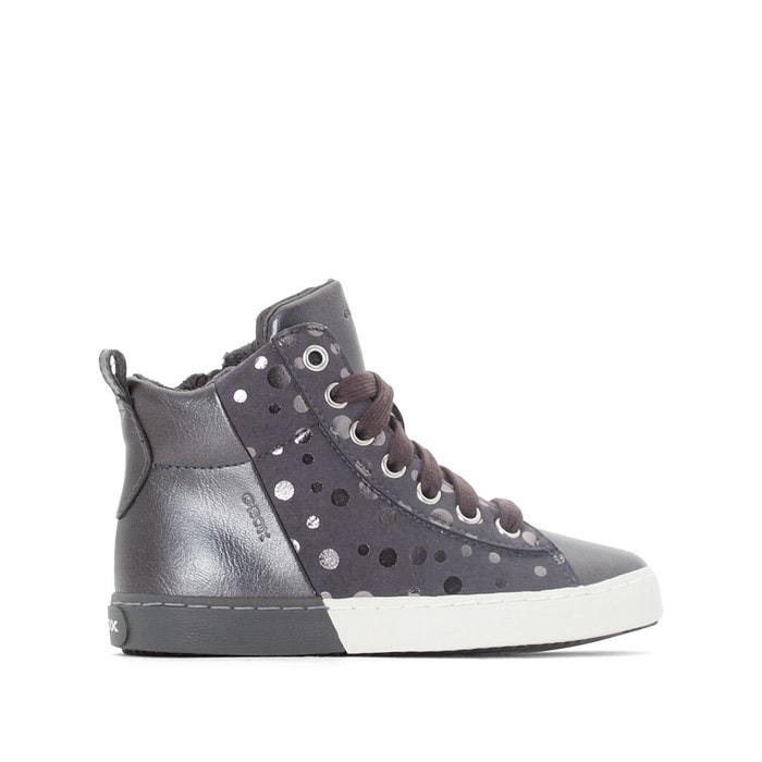 afbeelding Hoge sneakers met stippen Kalispera GEOX