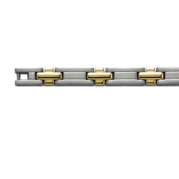 Bracelet homme gourmette acier plaqué or 750 21 cm couleur unique So Chic Bijoux | La Redoute Livraison Gratuite Bon Marché Dépêchez-vous Ebay En Ligne Prix professionnel Pas Cher 4pb2Pu