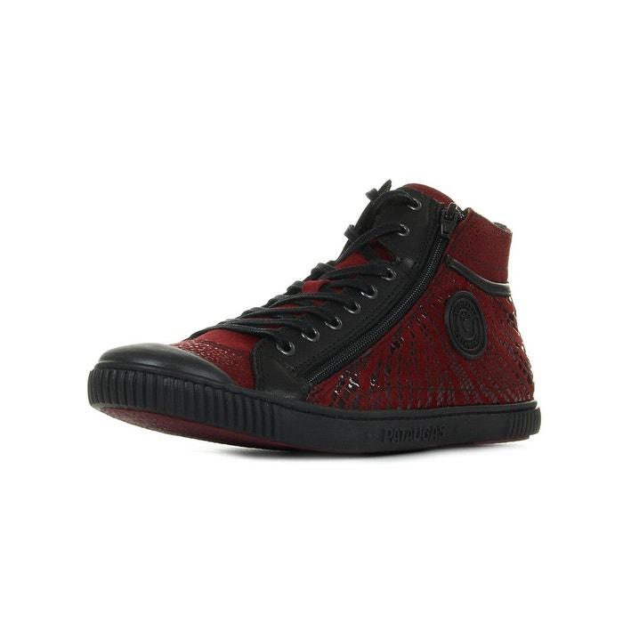 Baskets femme bono z f4c rouge  rouge / noir Pataugas  La Redoute