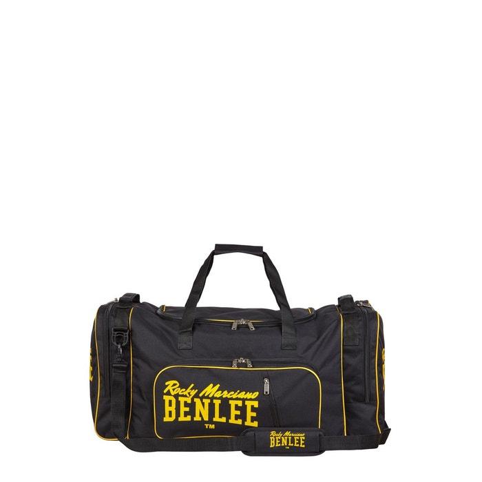 Sac de sport locker noir jaune Benlee Rocky Marciano | La Redoute Acheter Le Plus Grand Fournisseur Pas Cher X28rRVa