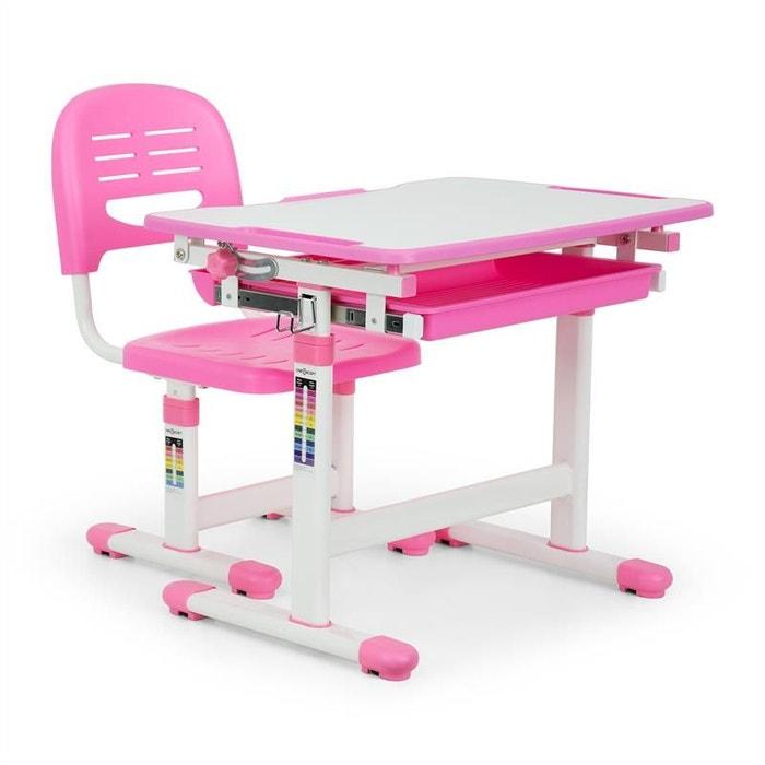Annika Set Bureau Pour Enfant Table Chaise Hauteur ReGlable