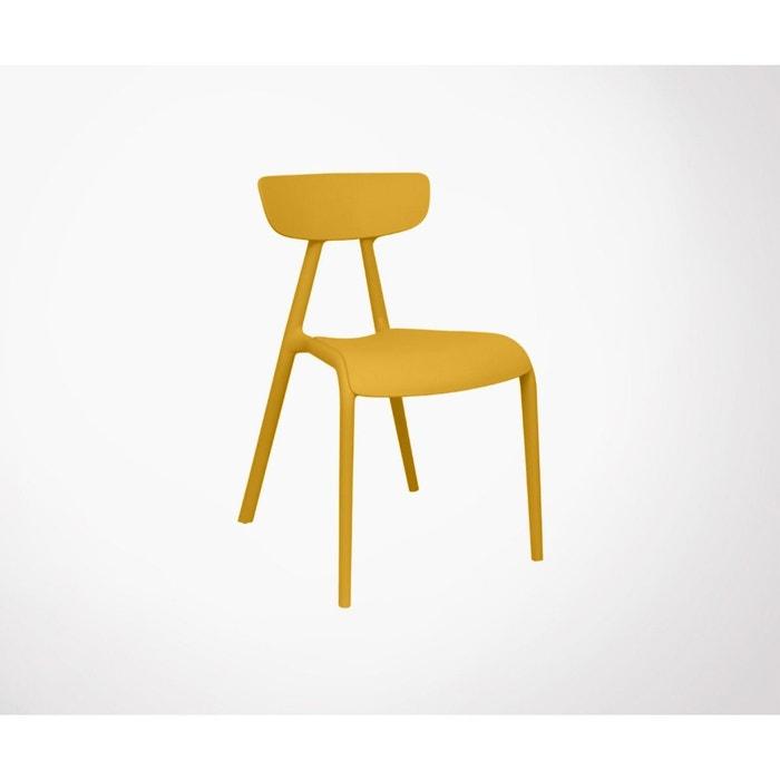 Chaise Enfant Plastique DING MEUBLES DESIGN Image 0