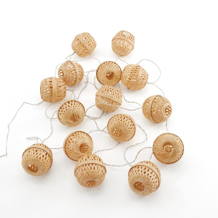 Guirlande LED bambù Zibiline  AM.PM. image 0