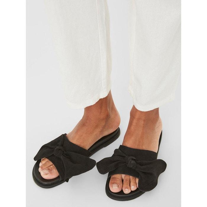 Sandales cuir Vero Moda
