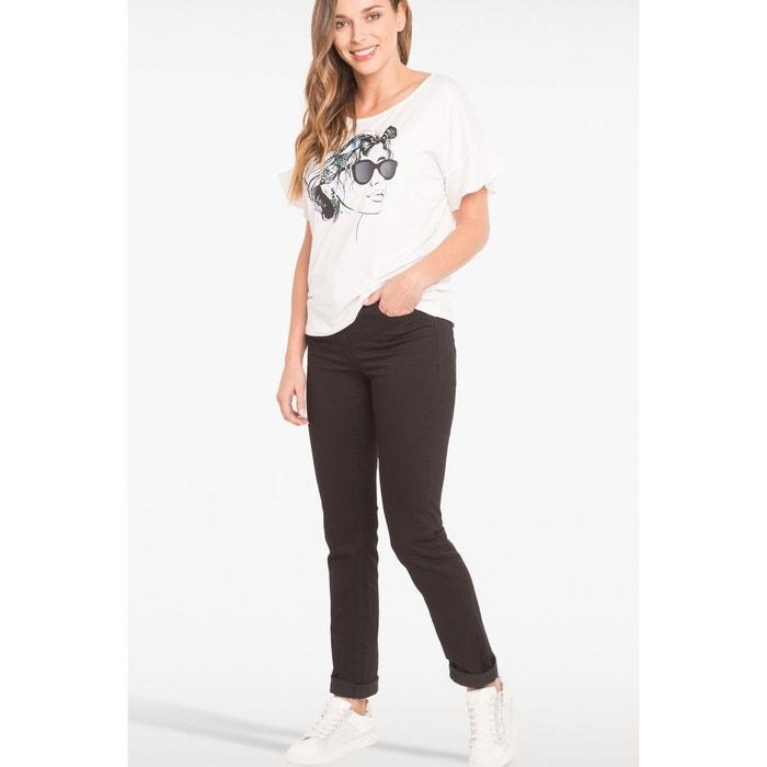 new concept cozy fresh quality design Pantalon ajusté taille haute