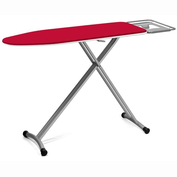 Table repasser rt054a rouge astoria la redoute - Housse table a repasser astoria ...