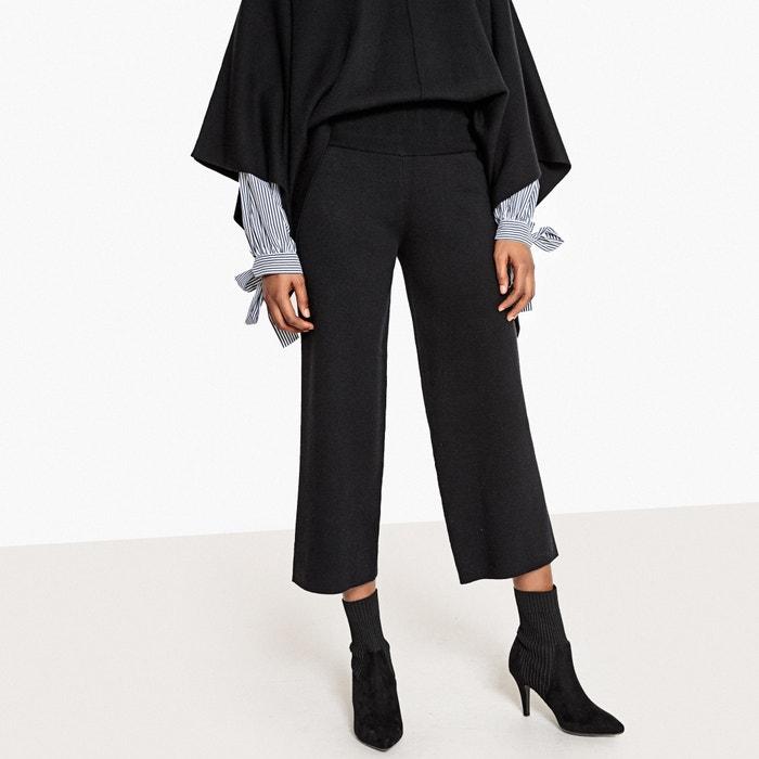 La Redoute Wide Leg Ankle Grazer Trousers
