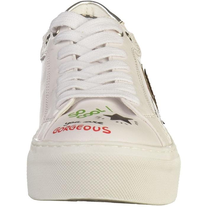 Sneaker blanc Marco Tozzi