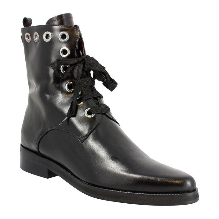 Coût À Vendre Chaussures a lacets fovel 304 noir Elizabeth Stuart Vente Pas Cher Livraison Gratuite sortie Professionnel En Ligne Vente Lieux De Sortie GXW33