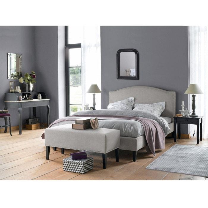 Bout de lit andante la redoute interieurs la redoute - La redoute lit coffre ...