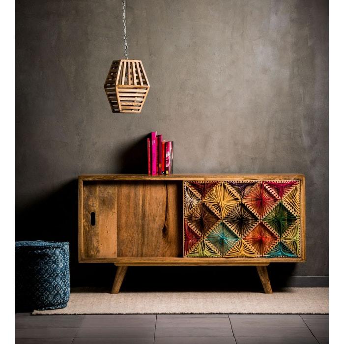 buffet kali kha home design la redoute. Black Bedroom Furniture Sets. Home Design Ideas