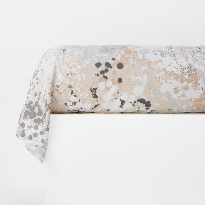 Image Federa per cuscino cilindrico fantasia, Gypsophile La Redoute Interieurs