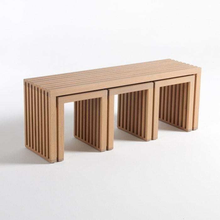 Amalia 4-Piece Stowaway Garden Set