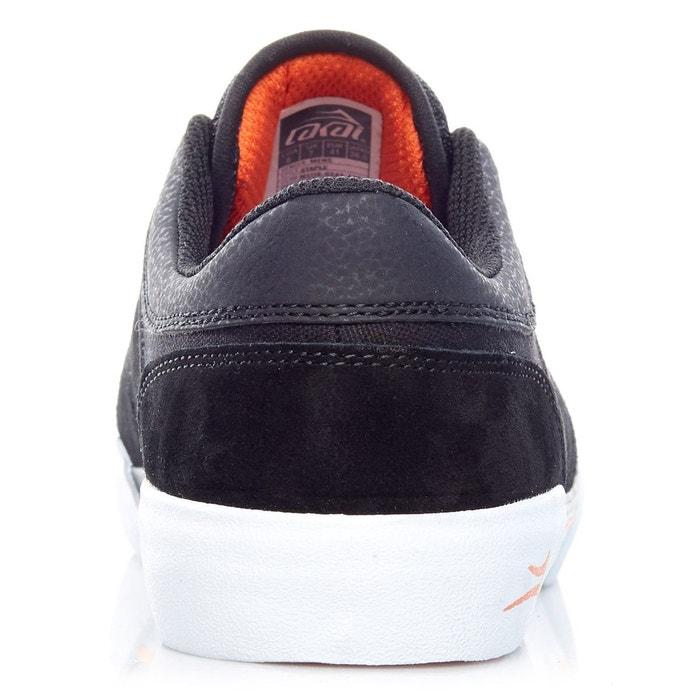 Chaussure staple noir Lakai