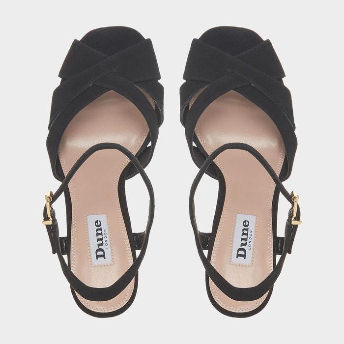 Sandales à talons hauts et lanières - maggie Dune London
