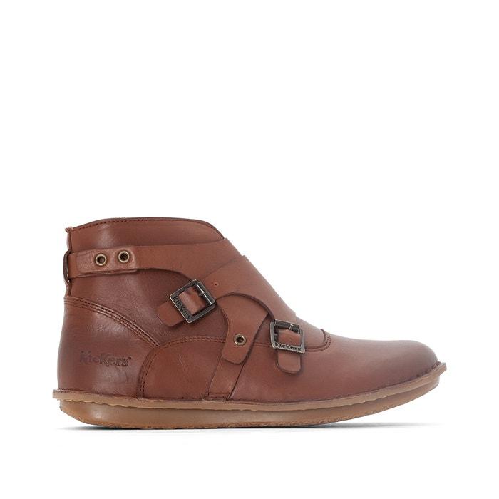 Image Boots cuir WABOOT KICKERS