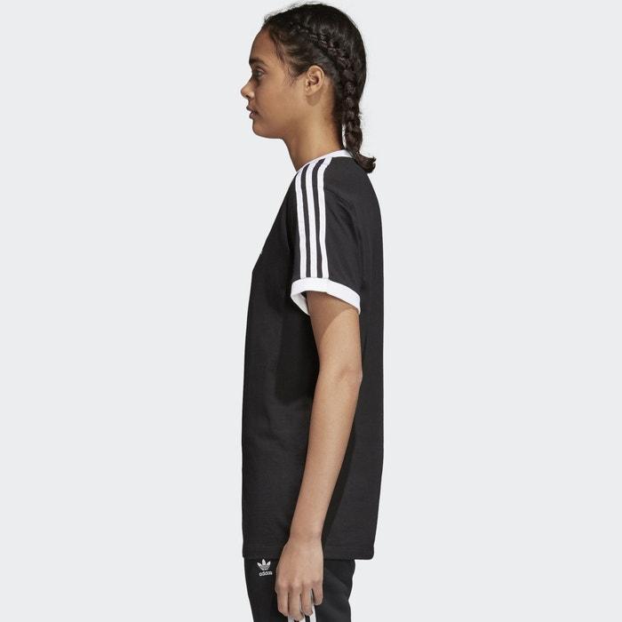 2120c1d0c99 T-shirt originals 3-stripes cy4751 zwart Adidas Originals | La Redoute