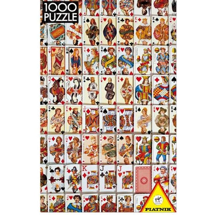 1000 PiatnikLa Puzzle Redoute Cartes De Pièces Jeu wOPkn0