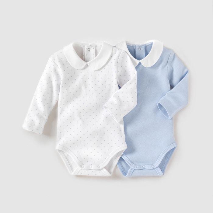Image Body colletto (confezione da 2) 0 mesi-3 anni R mini