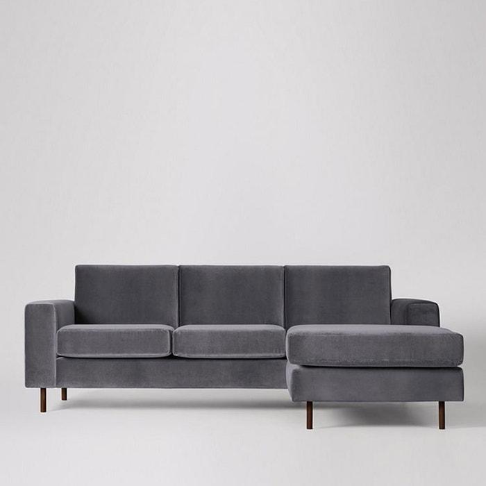 Malvern Right Corner Sofa Swoon La