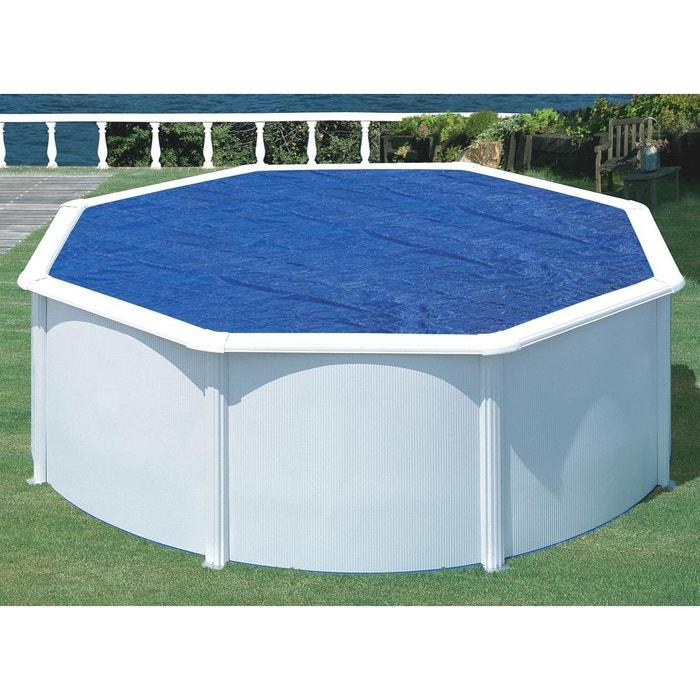 B che bulles gr pour piscine ronde 3 50 m couleur unique gre la redoute for Piscine la redoute