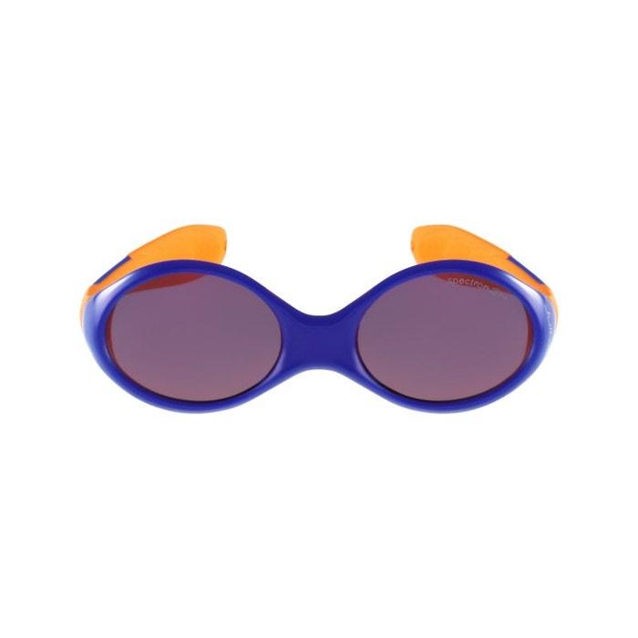 c664aec331c456 Lunettes de soleil pour enfant julbo bleu looping 2 bleu   orange spectron  4 baby Julbo   La Redoute
