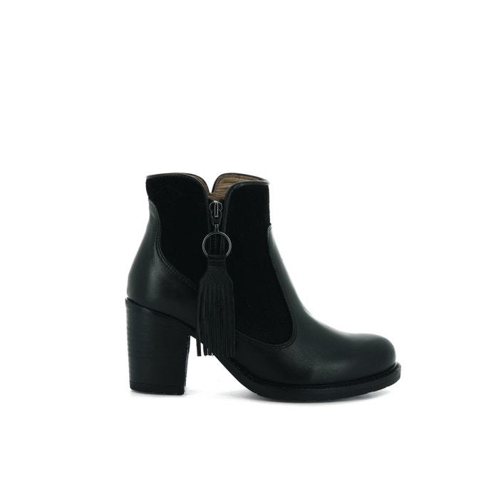 Leren santiag boots Sortilege Ibx  P-L-D-M-BY PALLADIUM image 0