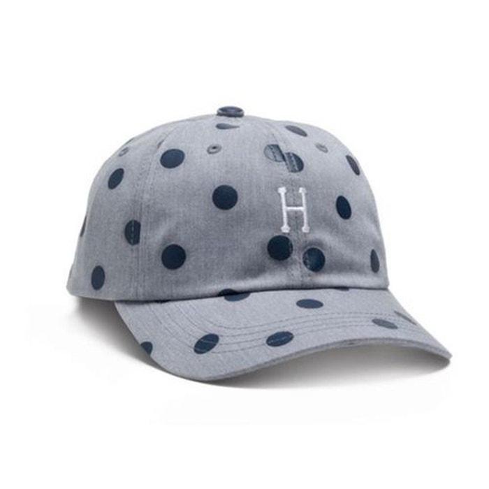 Casquette incurvée huf polka dot curved visor gris gris Huf | La Redoute Livraison Gratuite Offres Parcourir Frais De Port Offerts 2Jx7dF6H