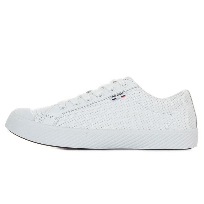 ... Baskets femme Pallaphoenix OG Leather White PALLADIUM (2) ...