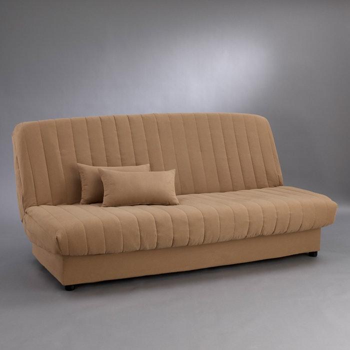 Capa para base de sof modelo clic clac em imita o for La redoute fundas sofa